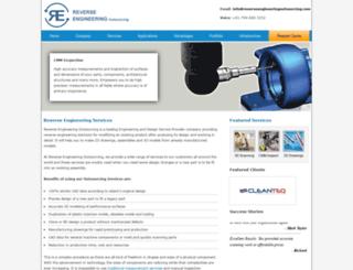 reverseengineeringoutsourcing.com screenshot