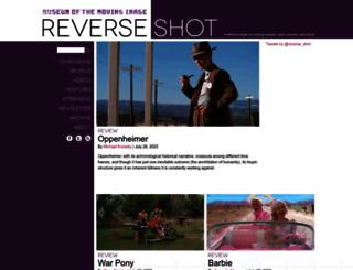 reverseshot.org screenshot