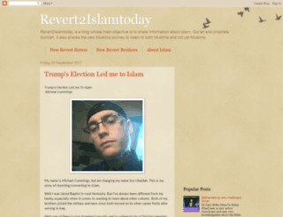 revert2islamtoday.blogspot.co.uk screenshot