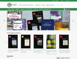 reverte.com screenshot