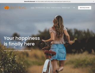 revheal.com screenshot