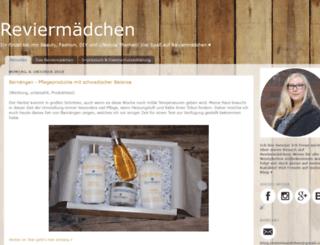 reviermaedchen.blogspot.de screenshot