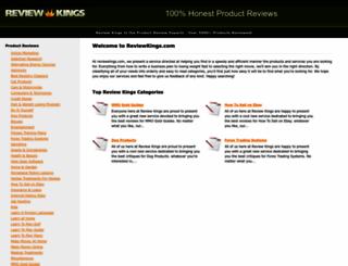 reviewkings.com screenshot