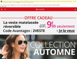 reviews.3suisses.fr screenshot