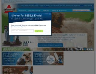 reviews.bissell.com screenshot