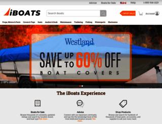 reviews.iboats.com screenshot