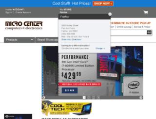 reviews.microcenter.com screenshot