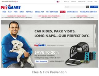 reviews.petsmart.com screenshot