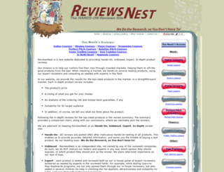 reviewsnest.net screenshot