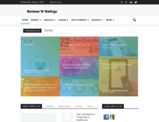 reviewsnratings.com screenshot