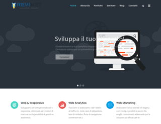 revinet.it screenshot