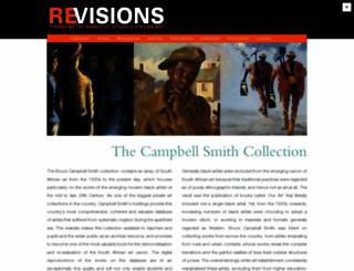 revisions.co.za screenshot