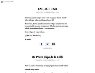 revista6.blogia.com screenshot
