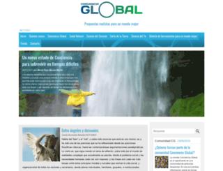 revistaconcienciaglobal.com screenshot