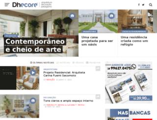 revistadhecore.com.br screenshot