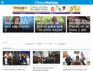 revistadominical.com.ve screenshot