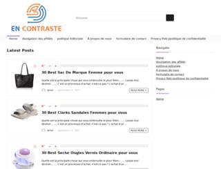 revistaencontraste.com screenshot