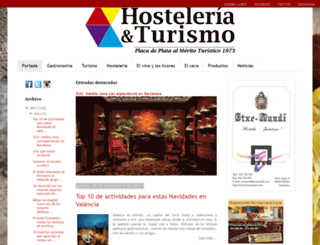 revistahosteleriayturismo.blogspot.com.es screenshot