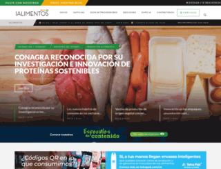 revistaialimentos.com.co screenshot