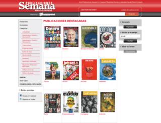 revistasdigitalessemana.com screenshot