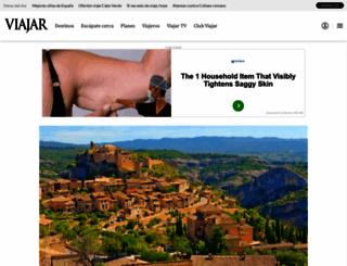revistaviajar.es screenshot