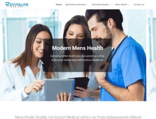 revitalifemedical.com screenshot