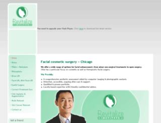 revitalizeinstituteclinic.com screenshot