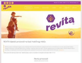 revitaplus.com screenshot