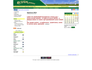 revivalminigolf.it screenshot