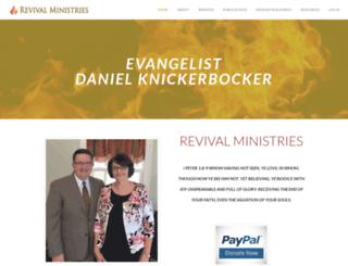 revivalministries.net screenshot