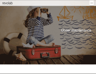 revolabinc.com screenshot