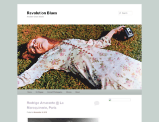 revolutionblues.wordpress.com screenshot