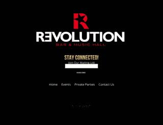 revolutionliny.com screenshot