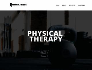 revolutionphysicaltherapy.com screenshot
