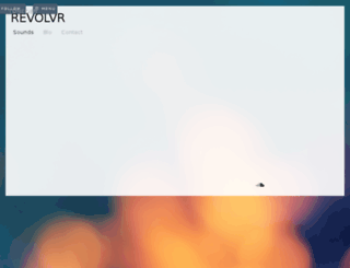 revolvr.toneden.io screenshot