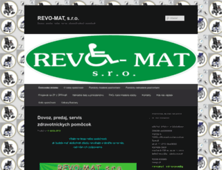 revomat.wordpress.com screenshot