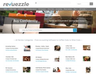 revuezzle.com screenshot