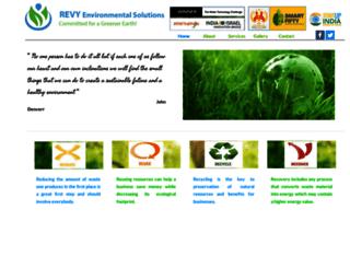 revy.co.in screenshot