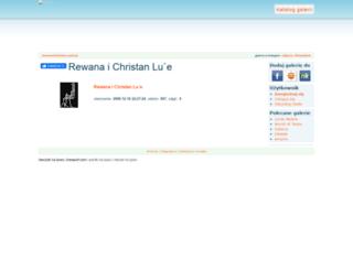 rewanaichristan.pxd.pl screenshot