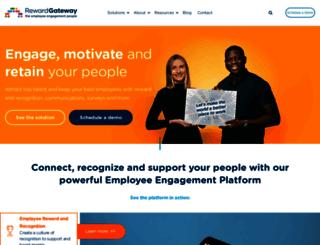 rewardgateway.com.au screenshot