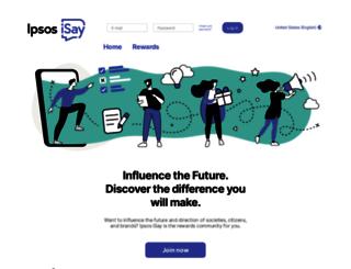 rewardingpanel.com screenshot