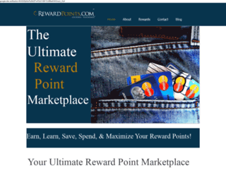 rewardpoints.com screenshot