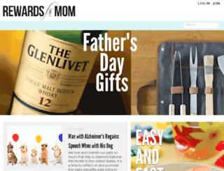 rewards4mom.com screenshot