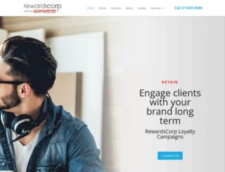 rewardscorp.com screenshot