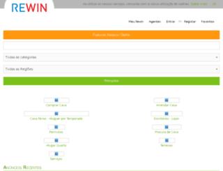 rewin.pt screenshot