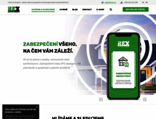 rex.eu screenshot