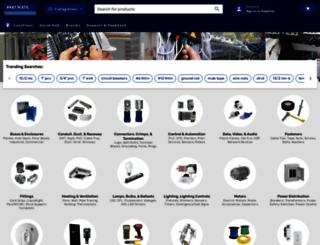 rexelusa.com screenshot