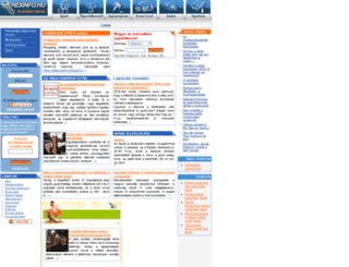 rexinfo.hu screenshot