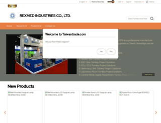 rexmed.com.br screenshot