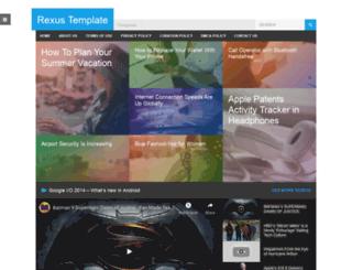 rexus.socialprofitmachine.com screenshot